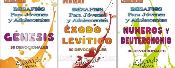 DESCARGAR 3 EBOOKS CRISTIANOS PARA JOVENES GRATIS