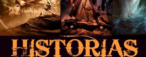 """Devocional - HISTORIAS """"GOLD EDITION"""""""