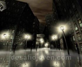 Teatro - SI YO NO HUBIERA VENIDO 1