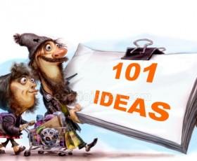 Para Líderes - 101 IDEAS Y SUGERENCIAS PARA EL MJ 1