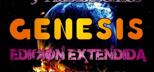 SERIE DESAFÍOS PJA: GÉNESIS EDICIÓN EXTENDIDA