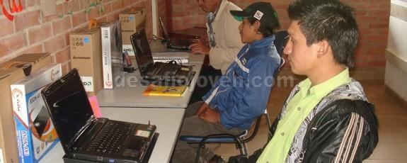 Proyectos - CENTROS TECNOLÓGICOS COMUNITARIOS