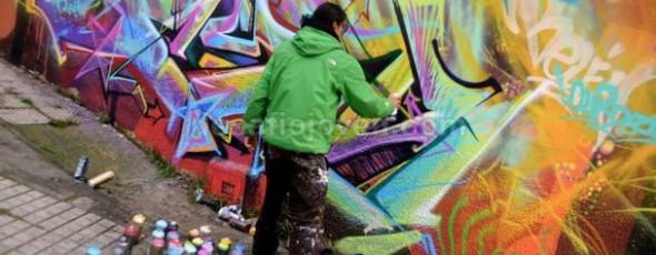 Para Líderes - EL CASO DE LOS GRAFFITIS