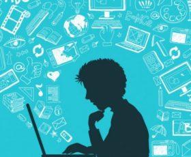 Temas Juveniles - EL LADO POSITIVO Y NEGATIVO DE INTERNET